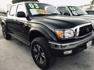 2003 Toyota Tacoma PreRunner TRD Double Cab w/ 180k miles for Sale in Whittier, CA