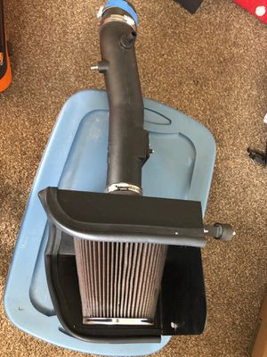 2012-2015 Toyota Tacoma K&N cold air intake for Sale in Great Falls, MT