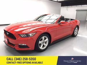 2016 Ford Mustang for Sale in Stafford, TX