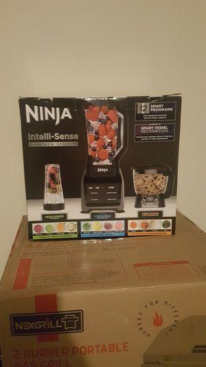 Ninja blender (intelll-sense) new unopen for Sale in Houston, TX