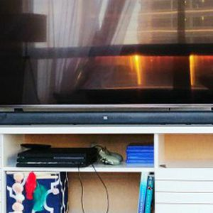 75 Inch Sony Smat TV With TV Stand for Sale in Chicago, IL