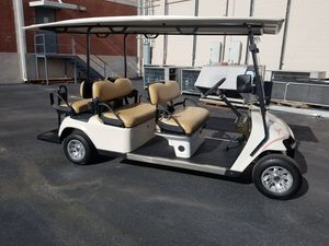 2001 EZGO TXT LIMO GOLF CART for Sale in Tampa, FL