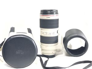Canon EF 70-200mm F/2.8 L IS II USM Ultrasonic Zoom Lens for Sale in Aurora, IL