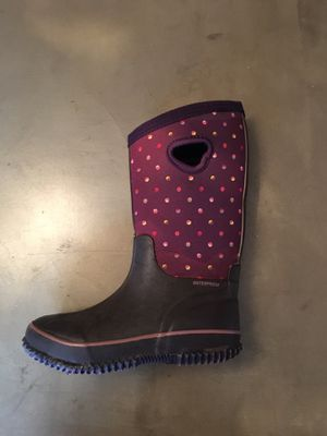 Girl Rain/Winter Boots for Sale in Davidson, NC