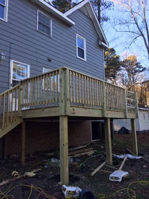 Deck for Sale in Chapel Hill, NC