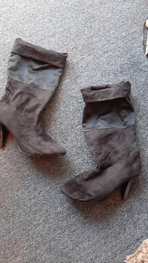 Women's high heel boots for Sale in Hampton, VA