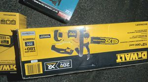 """DeWalt 12"""" 20v Chainsaw, Battery and charger for Sale in Phoenix, AZ"""