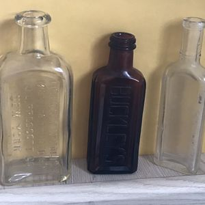 3 Antique Bottles for Sale in Cleveland, OH