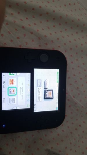 Nintendo 2Ds with Legend of Zelda pre-installed for Sale in Baltimore, MD