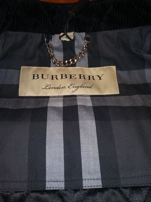 Authentic Brand New burberry leather jacket for Sale in San Francisco, CA