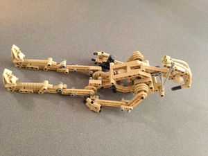 Lego technic 8001 battle droid $25 for Sale in Tempe, AZ