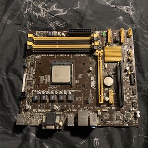 cpu motherboard combo (read desc) for Sale in Chico, CA