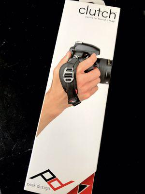 Peak Designs Clutch camera strap (NEW) for Sale in Seattle, WA