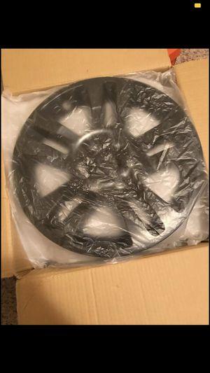 Silverado Black Rims Impostor Wheel Skin for Sale in Andover, MA