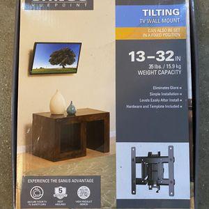 Sanus 13 32 Inch Tv Bracket for Sale in Wilmington, MA