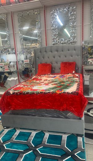 Queen bed frame ONLY!!! For $399 for Sale in Southfield, MI