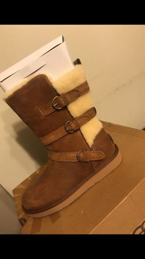 Women leather/suede ugg boots BRAND NEW! for Sale in Baltimore, MD