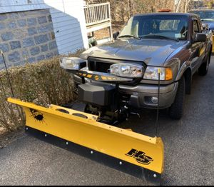 2005 Ford Ranger 4x4 Edge with Brand New Plow 4.0 6 Cylinder for Sale in Boston, MA
