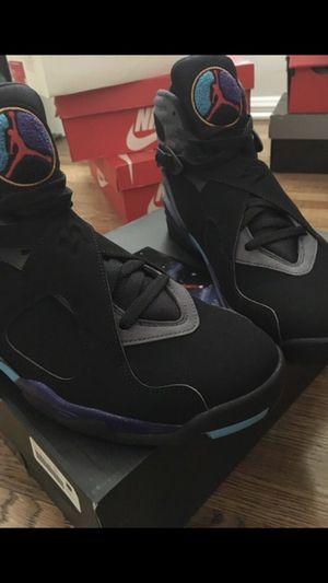 Aqua Jordan 8's for Sale in Los Angeles, CA