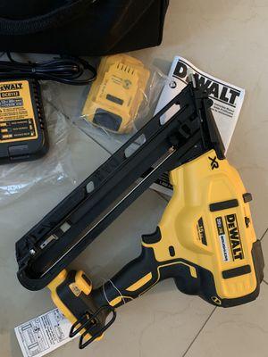 Dewalt Nail Gun for Sale in West Palm Beach, FL