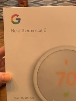 Google Nest thermostat Pro Edition for Sale in Powell,  OH