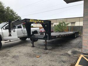 Big Tex Trailer 30 foot for Sale in Harlingen, TX