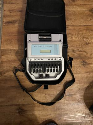 Steno graph machine for Sale in New Prague, MN