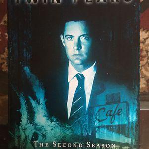 Twin Peaks Season 2 DVD Set for Sale in Seattle, WA