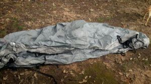 12 ft camper cover never used for Sale in Mebane, NC