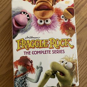 Fraggle Rock Complete Series DVD's for Sale in Gilroy, CA