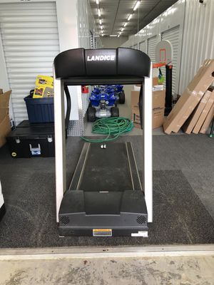 Treadmill landis - great brand $4k - asking $1k for Sale in Raleigh, NC