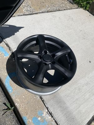 16 matte rims for Sale in West York, PA