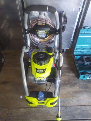 Pressure washer 3100psi en perfectas condiones for Sale in Houston, TX