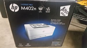 Brand new printer laser jet pro m402n for Sale in NC, US