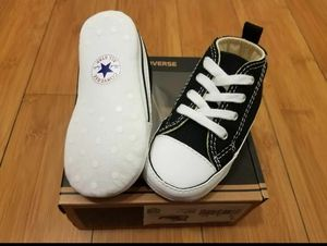 Baby converse size 3c for toddler for Sale in Lynwood, CA