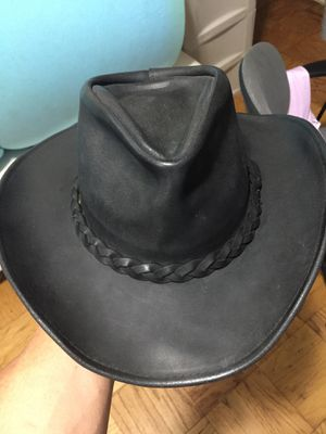 Sombrero cuero planchado for Sale in Alexandria, VA