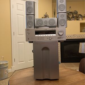 Infinity Sound System for Sale in Shoreline, WA