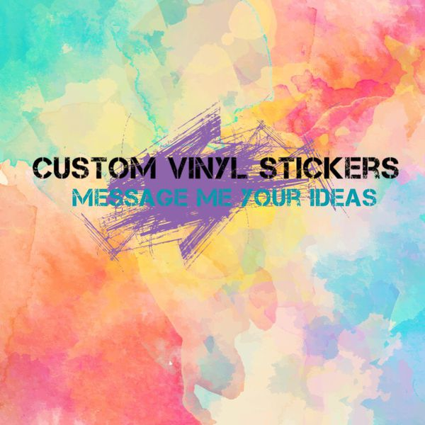 Decals for walls or cars