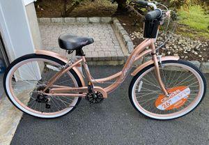 "Kent 26"" Bayside Women's Cruiser Bike, Rose Gold for Sale in Chula Vista, CA"