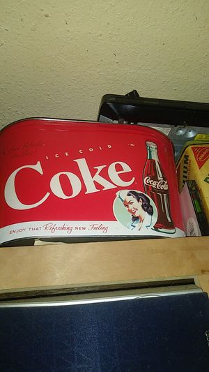 Coke cooler for Sale in Pleasant Hill, IA
