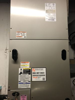 3 ton carrier AC unit for Sale in Tampa, FL