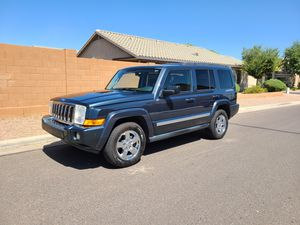 2008 Jeep Commander for Sale in San Tan Valley, AZ