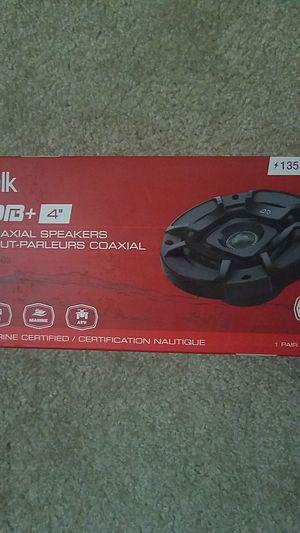 Polk audio speakers for Sale in Simi Valley, CA