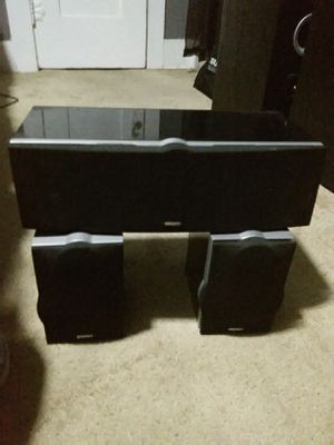 Energy surround sound speakers for home stereo system for Sale in Long Beach, CA