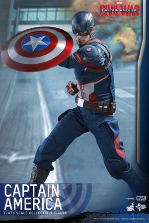 Hot Toys Captain America - Civil War for Sale in Aloha, OR
