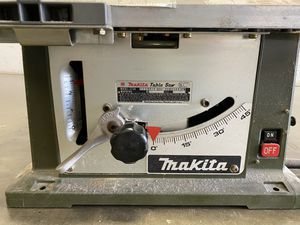 Table saw makita for Sale in San Francisco, CA