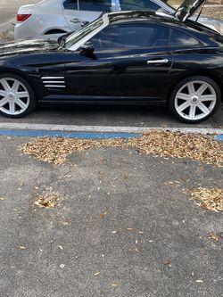 04 Chrysler Crossfire for Sale in Interlachen,  FL