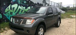 2006. Nissan Pathfinder. $3900 for Sale in Miami, FL