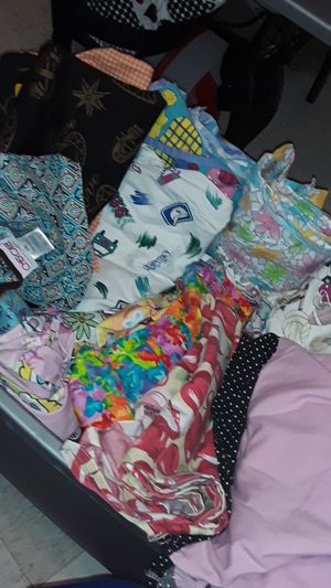 Multi printed scrub shirts for Sale in Philadelphia, PA