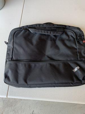 Lenovo ThinkPad Laptop Bag for Sale in Glendale, AZ